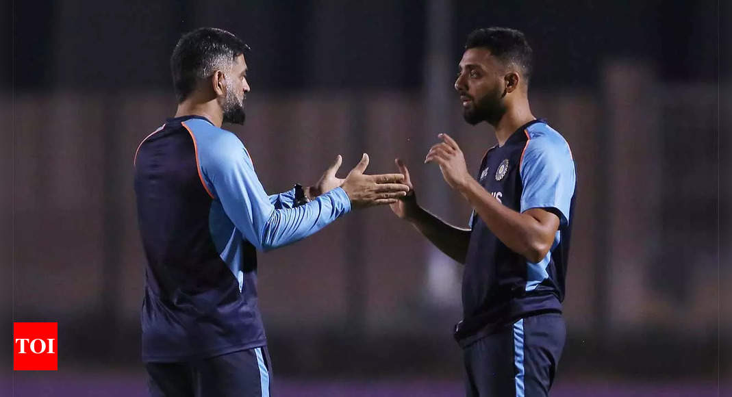 T20 World Cup: Will Varun Chakravarthy prove to be India's spin ace? | Cricket News – Times of India