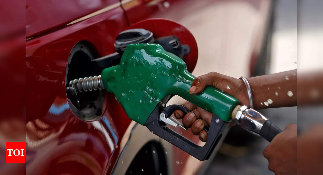 Petrol, diesel prices increased for 5th consecutive day