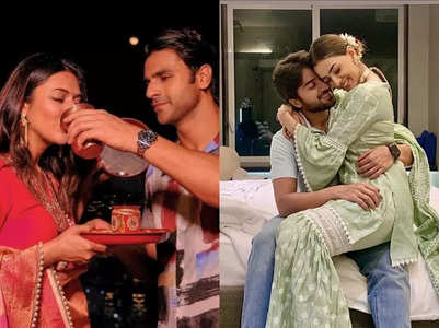 Style like these couples on this Karwa Chauth