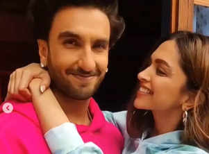 Deepika says Ranveer 'best hubby in the world'