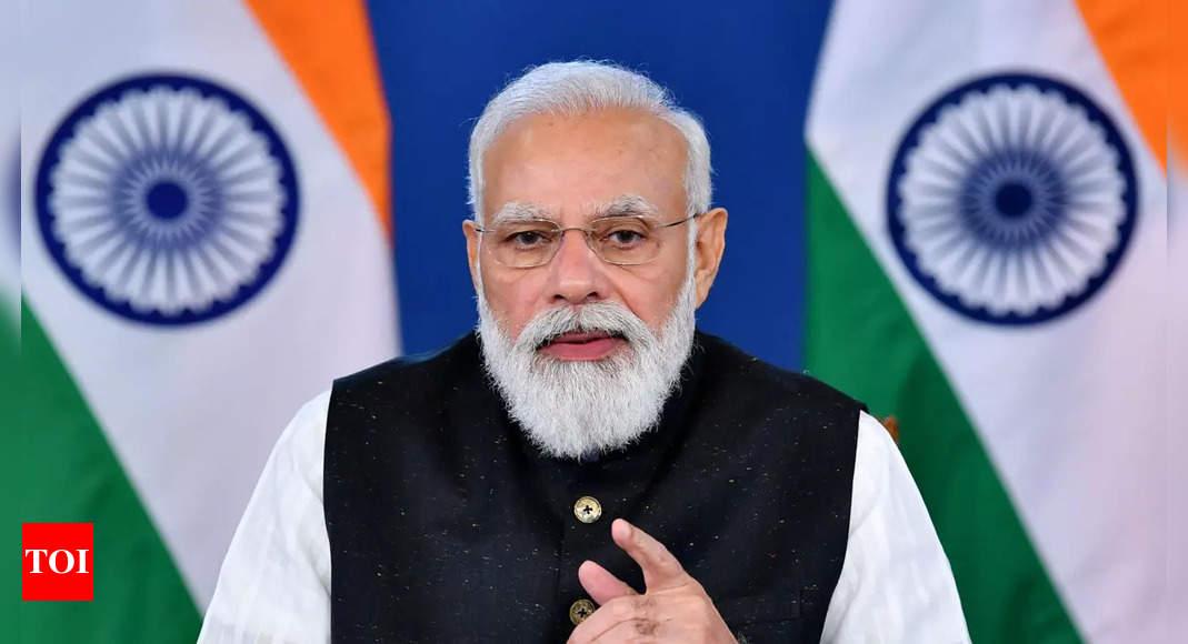 Success of Covid vaccination drive shows India's capability: PM Narendra Modi