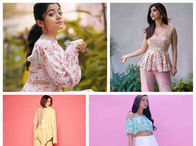 T'wood actresses who look stunning in pastels