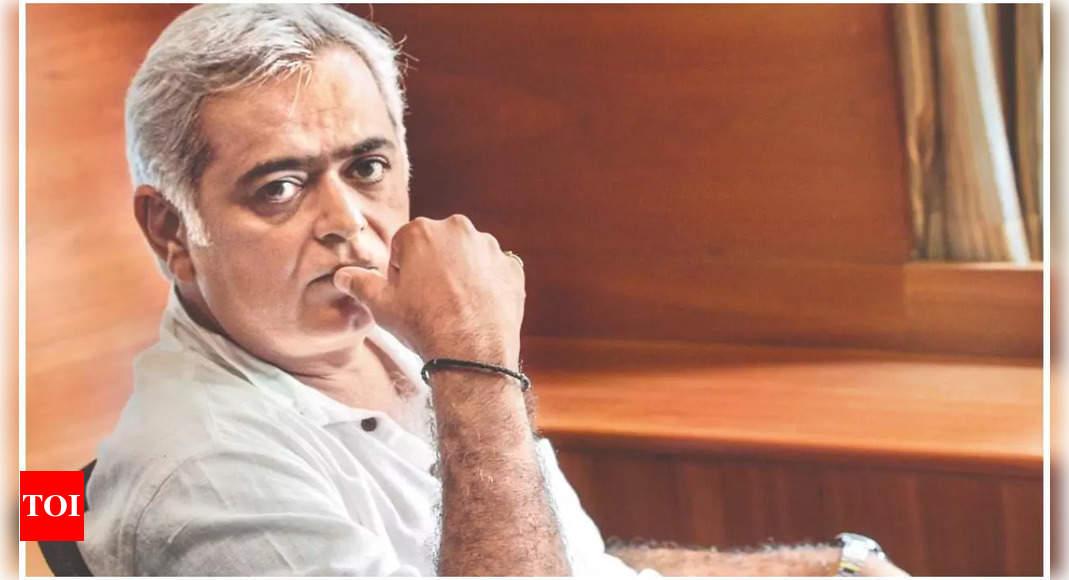 Hansal Mehta slams trolls of 'bhakts'