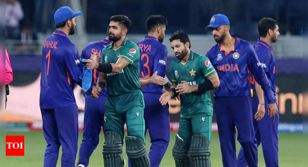 T20 WC: Babar, Rizwan star as Pakistan break India jinx with 10-wicket rout