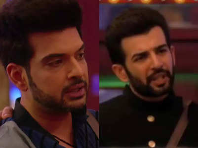 Karan gives up hope; cries & does quit sign