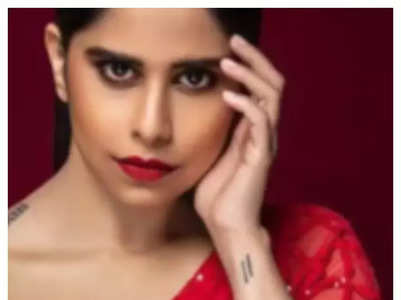 Stunning pictures of Sai Tamhankar