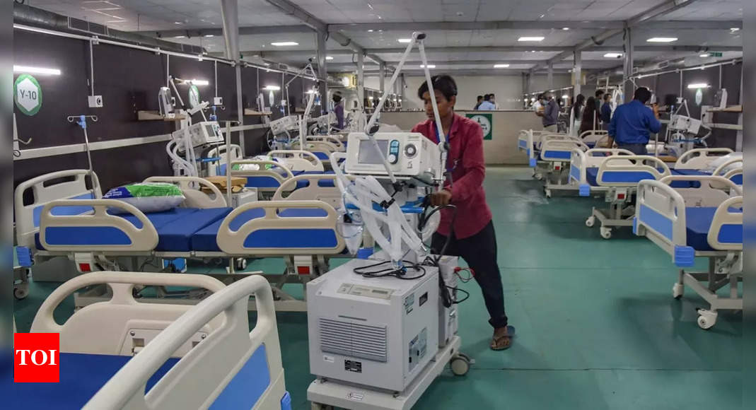 Several hospitals reopen Covid-19 wards after uptick in number of cases