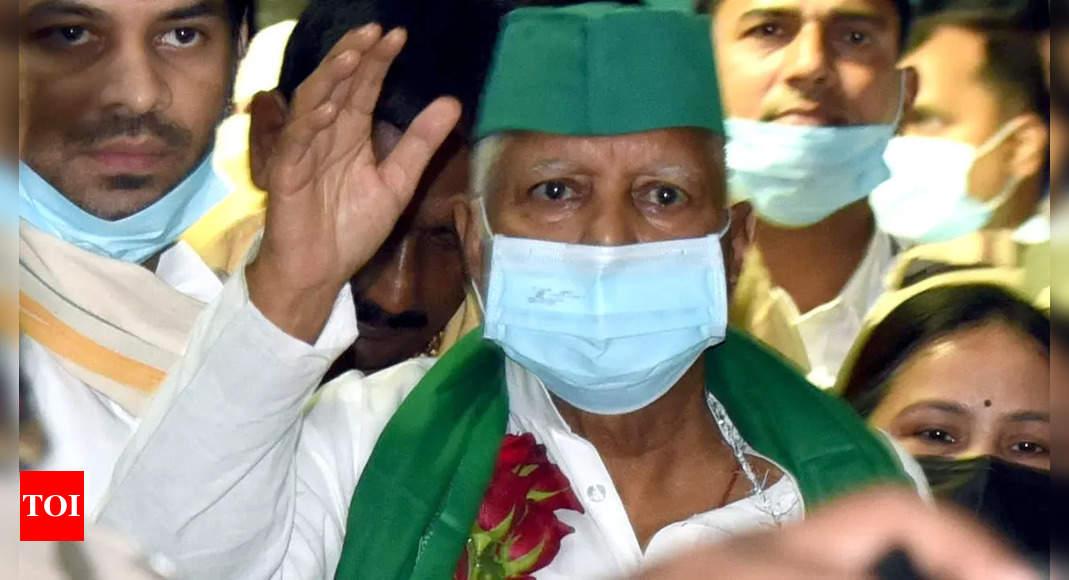 Ahead of Bihar bypolls, Lalu questions Congress utility as ally