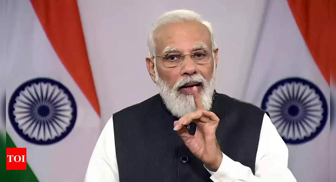 PM Modi to visit UP today, will launch Pradhan Mantri Atmanirbhar Swasth Bharat Yojana