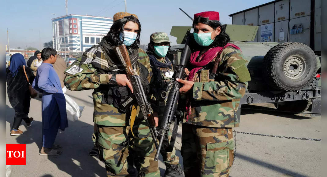Taliban welcome Putin's plan to remove them from terror list