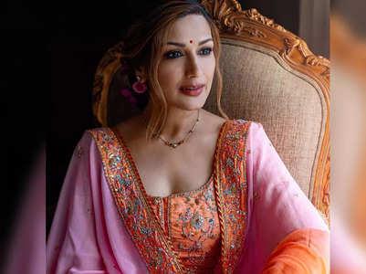 Sonali wears her wedding lehenga of 19 years