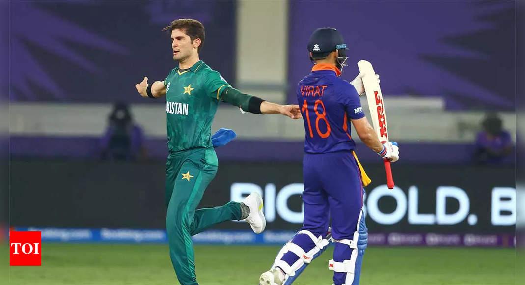 Shaheen Afridi showed intensity with the new ball: Virat Kohli
