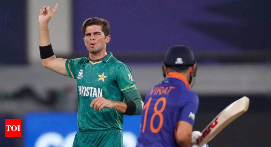 Plan against India was to bring the ball back in: Shaheen