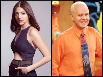 Anushka mourns the loss of 'Friends' actor