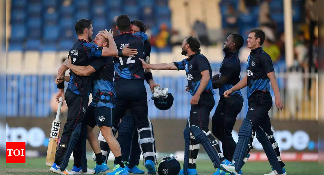 T20 World Cup: Scant resources but big dreams for Namibia