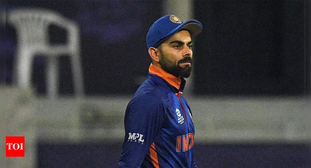 T20 World Cup: Week long gap before NZ game will help but worried about dew factor, says Virat Kohli | Cricket News – Times of India