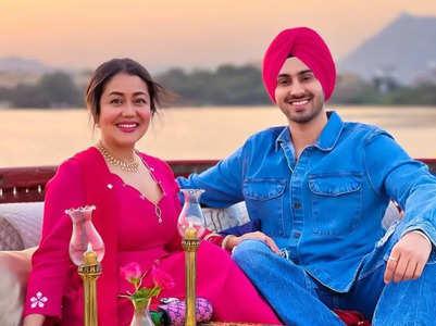 Neha-Rohan's first wedding anniversary pics