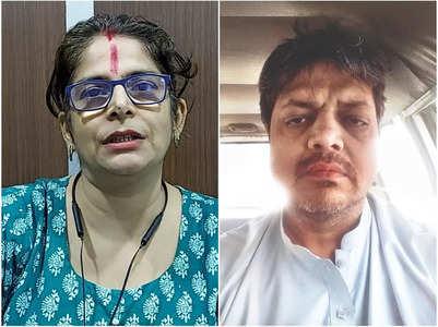 Nupur Alankar's BIL calls his wife