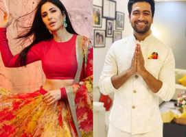 ETimes scoop: Katrina Kaif-Vicky Kaushal's December wedding