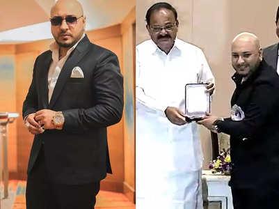 B Praak receives Rajat Kamal for Kesari