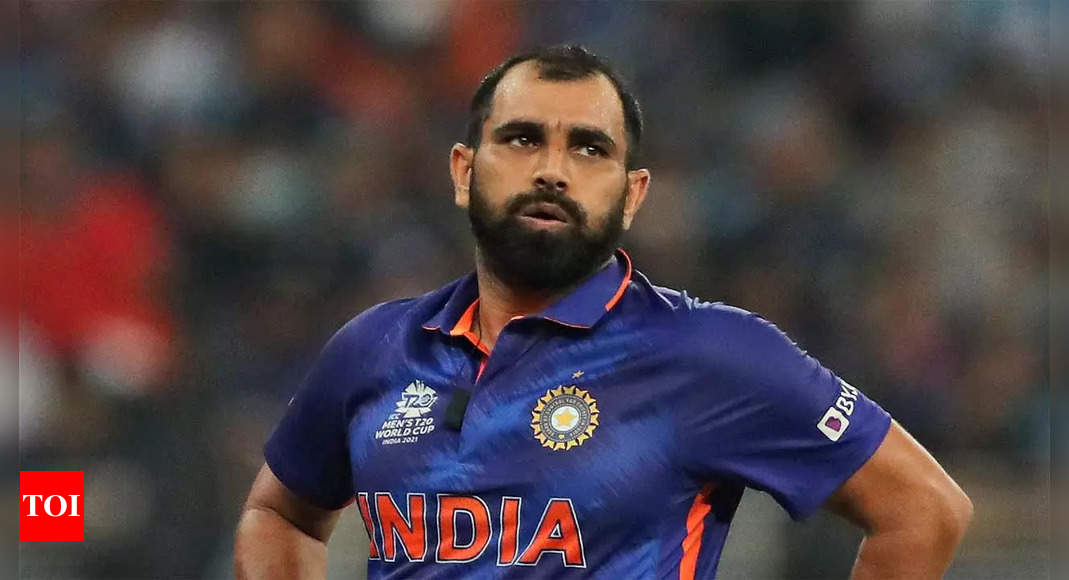 Shami faces vicious online abuse after India's loss to Pakistan