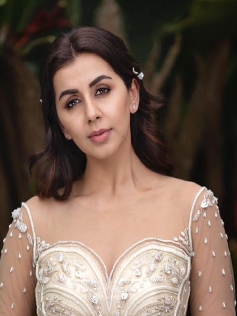 Nikki Galrani's stunning style statements