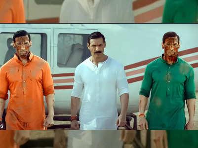 Salman congratulates John Abraham for SMJ 2
