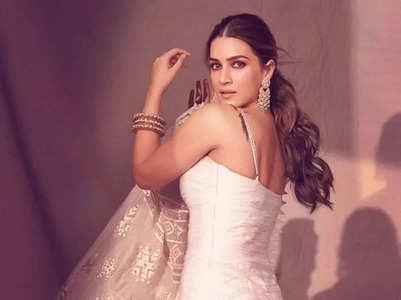 Most stylish looks of Kriti Sanon