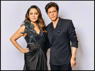 SRK-Gauri's pics that define true love