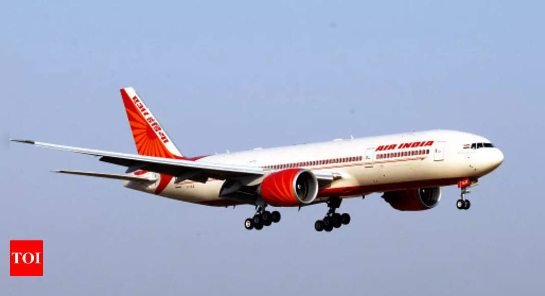 Govt signs share purchase agreement with Tata Sons for Rs 18,000 crore Air India sale – Times of India