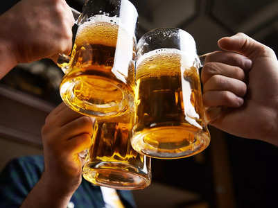 Does drinking alcohol make you put on kilos?