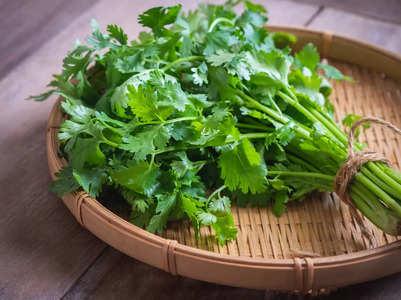 Dhaniya (coriander) can improve your heart health