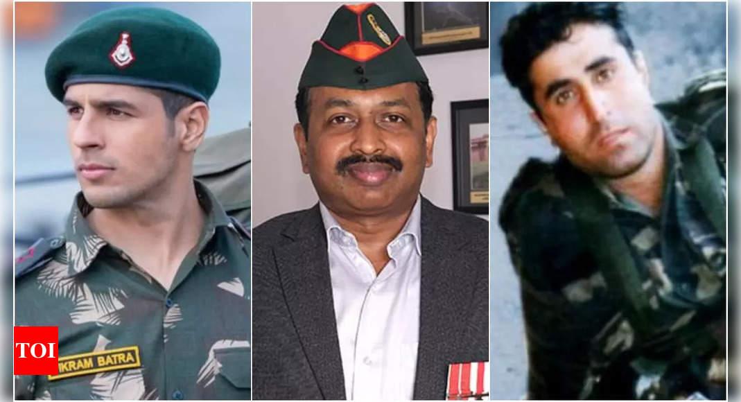 Capt Nagappa on Vikram Batra & Shershaah
