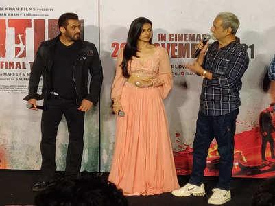 Salman on Mahesh Manjrekar battling cancer