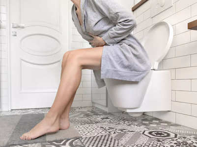 When do you need to see a doctor for constipation?