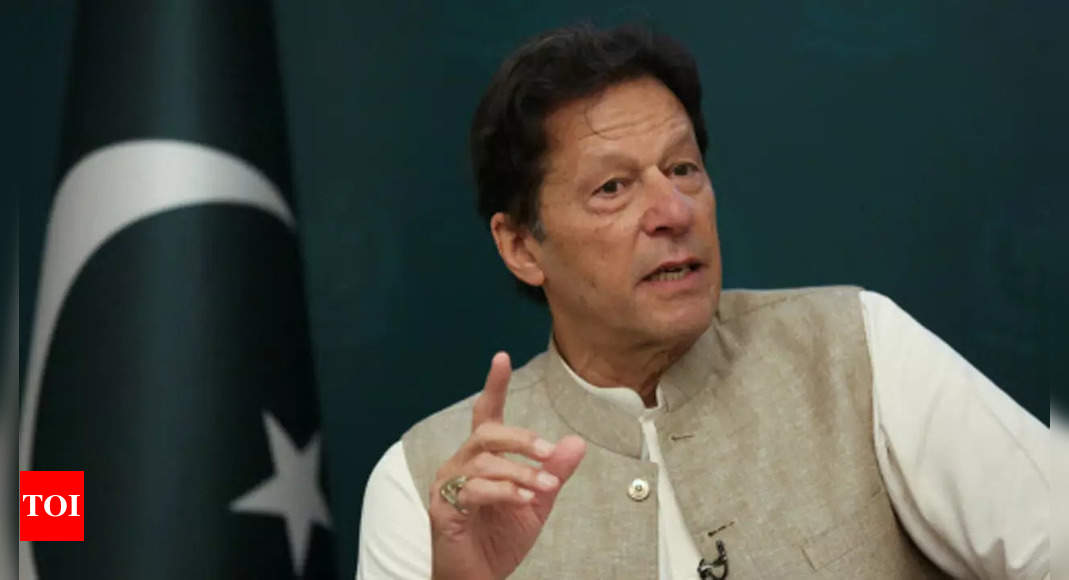 Pakistan PM Imran Khan takes a dig at India over T20 WC victory
