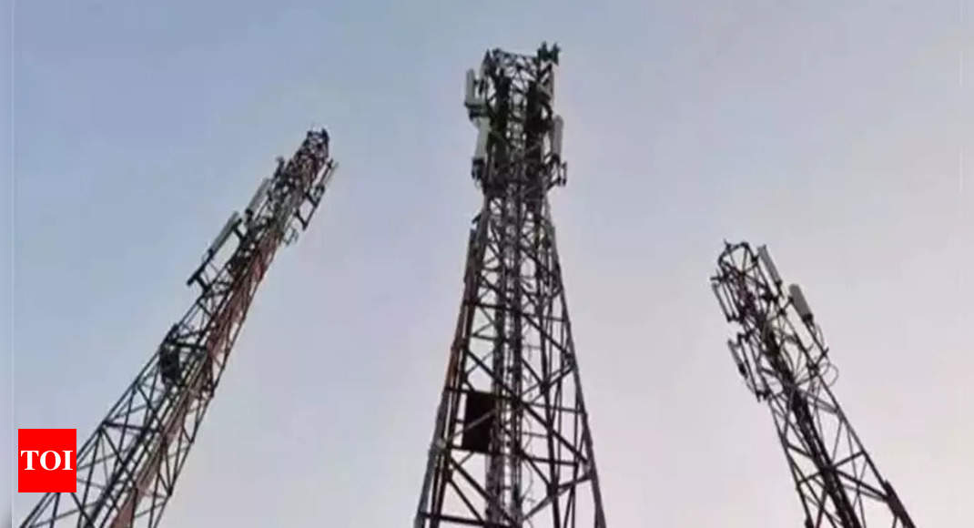 DoT exempts non-telecom revenue for calculating levies on telcos – Times of India