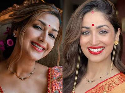 Sonali Bendre and Yami Gautam wore the same mangalsutra