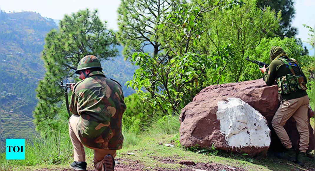 Retd Pak personnel guiding terrorists' team in Poonch?