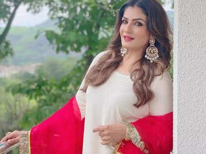 Raveena: I don't enjoy lavish b'day parties