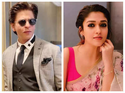 Has Nayanthara quit Atlee's next with SRK?
