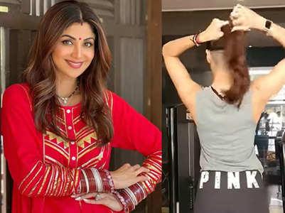 Did Shilpa shave her undercut as a mannat?