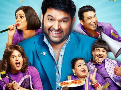 Kapil to introduce AR character on TKSS