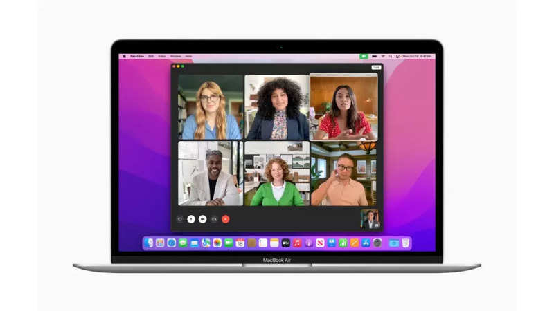 macOS Monterey: 10 new features for Apple laptop users | Gadgets Now
