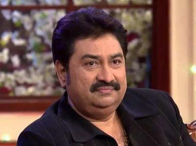 Kumar Sanu as a guest on 'Comedy Show'