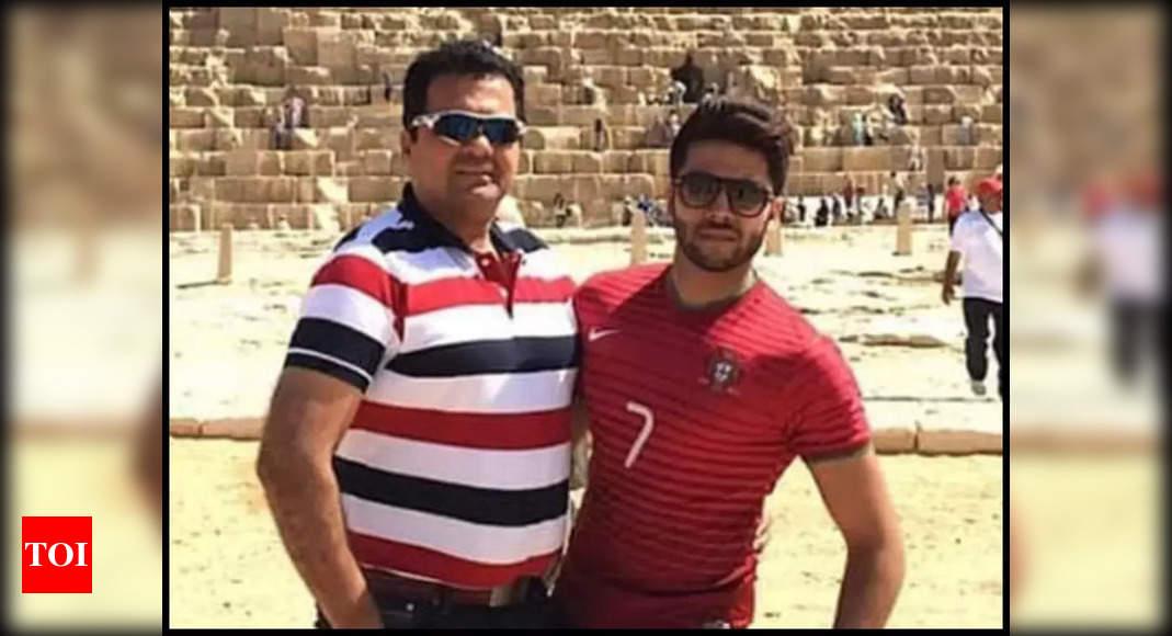 Aslam Merchant: Arbaaz has lost 7 kg