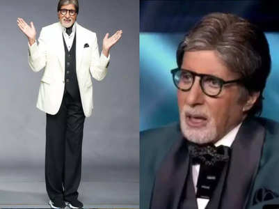 Sport shoe comes to Big B's rescue after injury