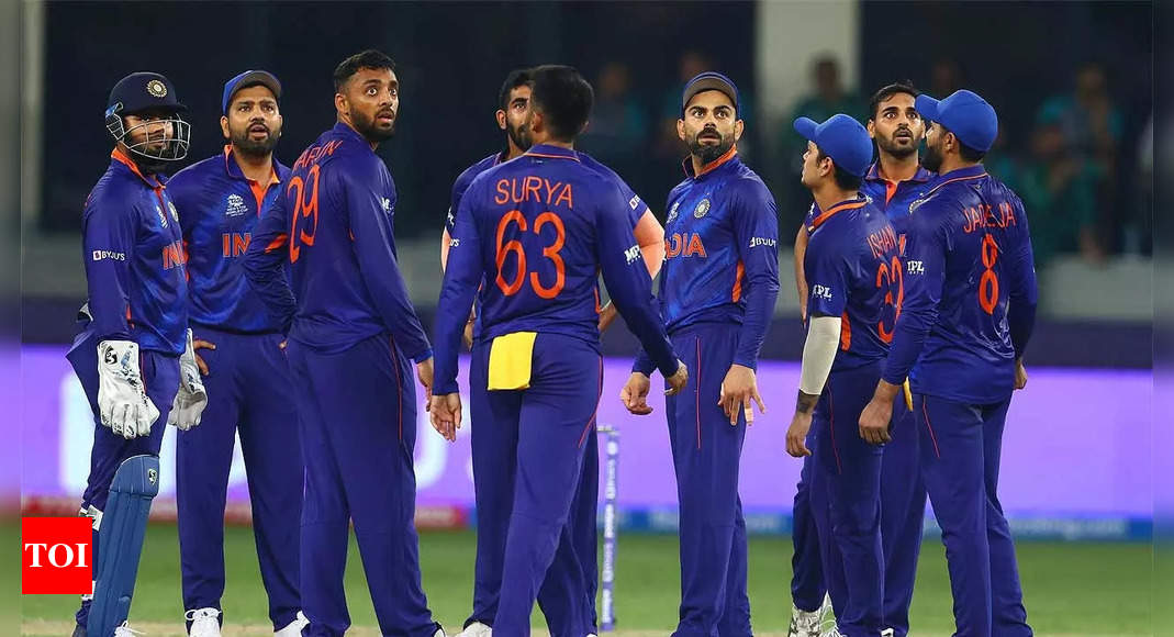 T20 World Cup: Why Indian fans will be hoping Pakistan beat New Zealand today   Cricket News – Times of India