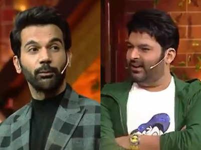 Rajkumar jokes about Kapil's family planning