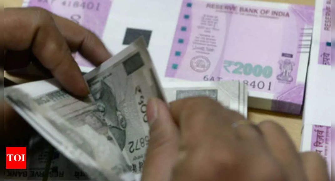 Tax revenues likely to beat forecast on strong recovery: Report – Times of India